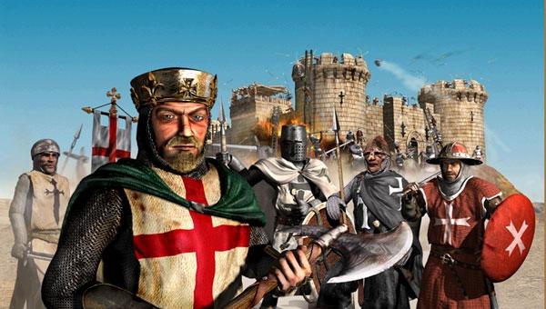 ترفند های بازی جذاب جنگ های صلیبی 1