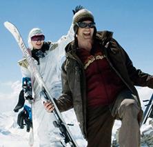 دانلود قالب وبلاگ با موضوع اسکی / ورزشی